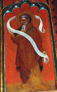 A prophet from the 15th century screen November 2009
