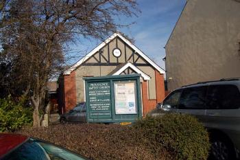Clifton Evangelical Baptist Church in March 2007