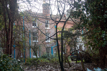 Clifton House from Church Street November 2009