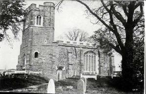 Clophill Old Church 1900