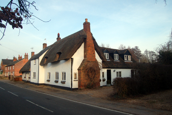 Mill Stream Cottage March 2010
