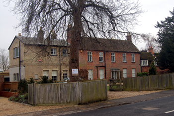 The Old Rectory February 2010
