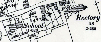 The school in 1901