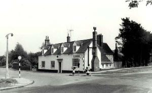 Flying Horse at Clophill in the 1960s