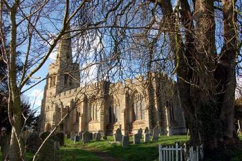 Hosted By Bedford Borough Council: Colmworth Church