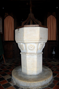 The font August 2009