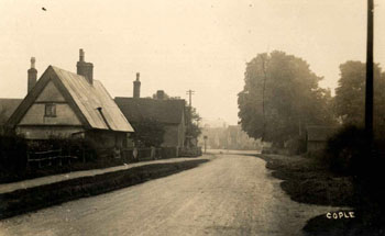 10 Willington Road about 1920