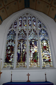 east window February 2008