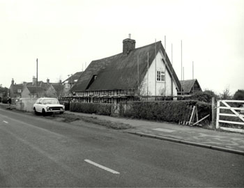 front of 10 Willington Road 1980