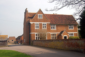 Manor Farmhouse March 2011