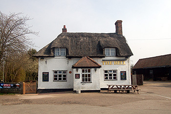 The Bell Public House March 2011