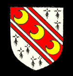 The Huxley family coat of arms