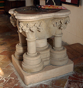 The font March 2012