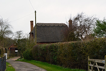 Manor Cottage January 2013