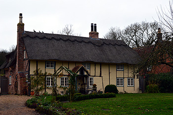 Osborn Cottage January 2013