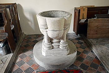 The font July 2013