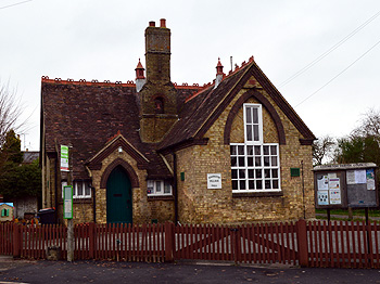 The former Eggington School January 2013