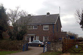 The Vicarage February 2012
