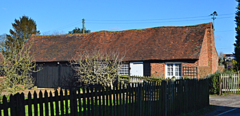 Outbuildings at Witts End Close February 2016