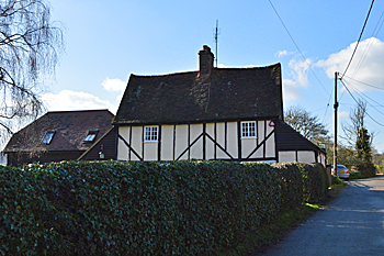 The Cottage  - Higher Rads End - February 2016