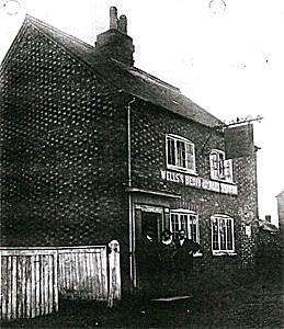 The Red Lion about 1925 [WL800/4]