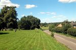 view north from Eversholt church Aug 2007