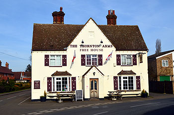 The Thornton Arms February 2013