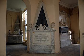 Hosted By Bedford Borough Council The De Grey Mausoleum