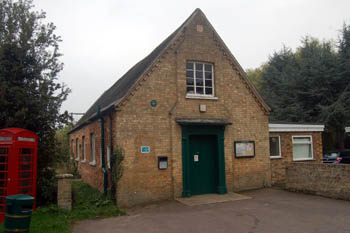 The Church Hall October 2010