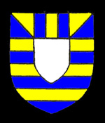 The Mortimer family coat of arms