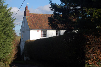 The White House - 2 Church Lane February 2011