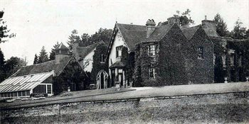 Flitwick Manor about 1905 [Z1130//50/33]