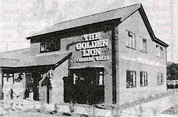 The Golden Lion in 1983 [WL722/42]