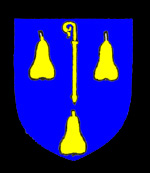 The arms of Warden Abbey
