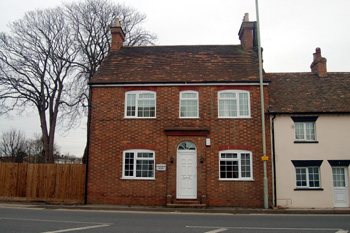 Crossways House - 1 and 3 Bedford Road March 2010