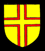 The Crevequer family coat of arms