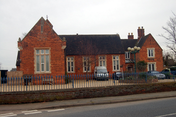 The Old School in March 2010