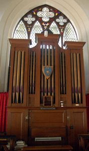 The organ May 2010