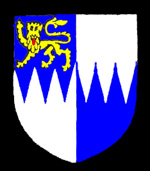 The Crofts family coat of arms