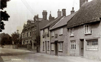 48 to 52 High Street about 1920