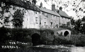 Harrold Mill about 1920