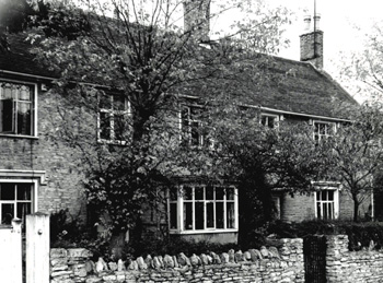 The Maples and Maple Cottage in 1962