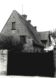 Draughton Lodge in 1962