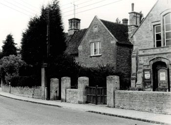 Quintin House in 1962
