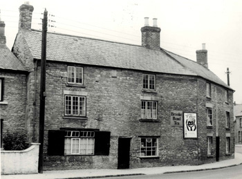 67 High Street in 1962