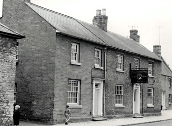 73 and 75 High Street in 1962