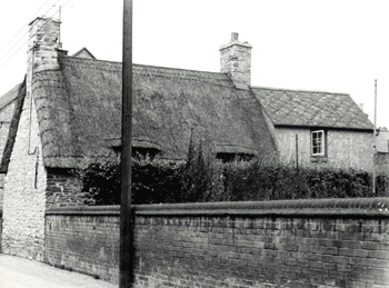 2 Brook Lane in 1962