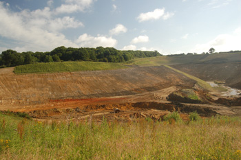 Chances Pit and Stone Lane Hill Pit June 2008