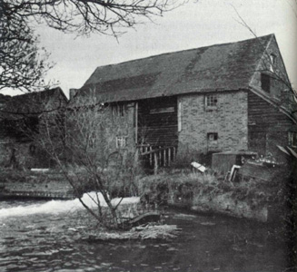 Grange Mill about 1975