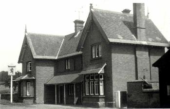 The Red Lion Public House about 1960